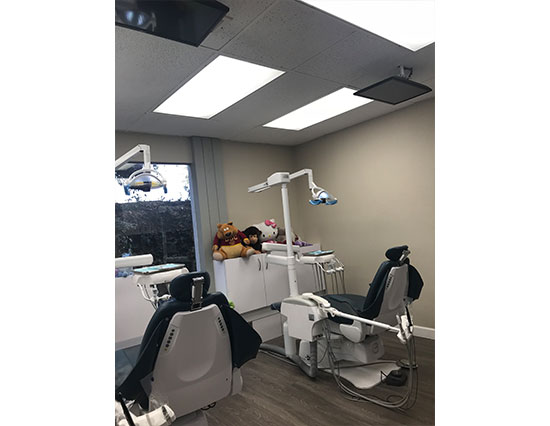 High Tech Dental Office